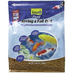 Tetra Pond Spring & Fall Diet Image