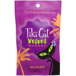 Tiki Cat Velvet Mousse Wild Salmon Cat Food Image