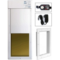 High Tech Pet PX-2 Power Pet Fully Automatic Pet Door Image