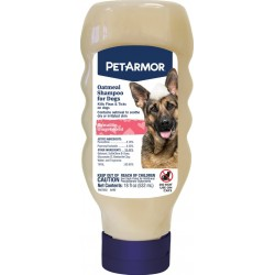 PetArmor Flea and Tick Shampoo for Dogs Hawaiian Ginger Scent Image
