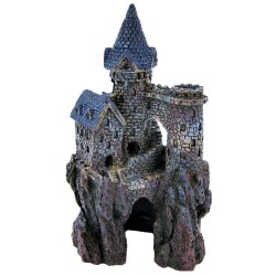 Penn Plax Magical Castle Aquarium Ornament Image