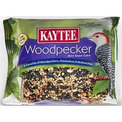 Kaytee Woodpecker Mini Honey Seed Cake For Energy Support  Image