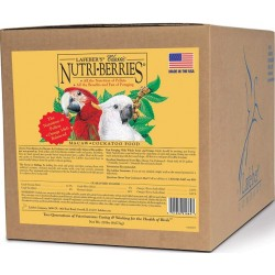 Lafeber Classic Nutri-Berries - Macaw & Cockatoo Food Image