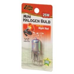 Zilla Mini Halogen Bulb - Night Red Image