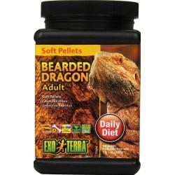 Exo Terra Soft Pellets Adult Bearded Dragon Food Image