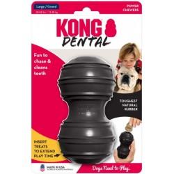 KONG Extreme Black Treat Dispensing Dental Dog Chew Toy Large Image