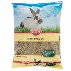 Kaytee Supreme Fortified Daily Diet Rabbit Pellets Image