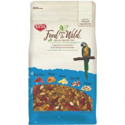 Kaytee Food From The Wild Macaw Food For Digestive Health  Image