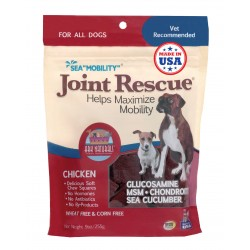 Ark Naturals Sea Mobility Joint Rescue Chicken Jerky Image