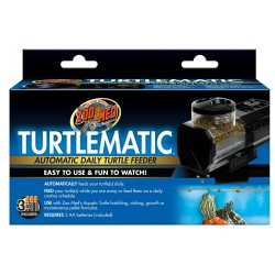 Zoo Med Turtlematic Automatic Daily Turtle Feeder Image
