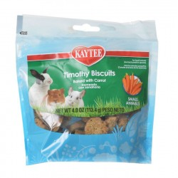 Kaytee Baked Carrot Timothy Biscuits Image
