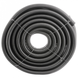 Tetra Pond Corrugated Non-Kink Pond Tubing - Black Image
