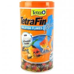 TetraFin Plus Goldfish Flakes Image