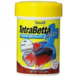 TetraBetta Plus Floating Mini Pellets Image