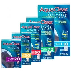 AquaClear Activated Carbon Filter Inserts Image