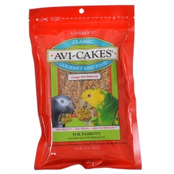 Lafeber Classic Avi-Cakes - Gourmet Parrot Food Image