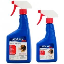 Adams Plus Flea & Tick Spray Image