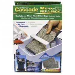 Cascade Pro-Z Filt-A-Pack Nylon Mesh Filter Bags with Zeolite Image