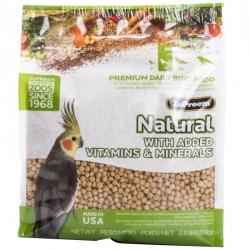 Zupreem Natural Bird Food For Medium Birds Image