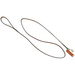 Circle T Oak Tanned Leather Lead - 6' Long Image