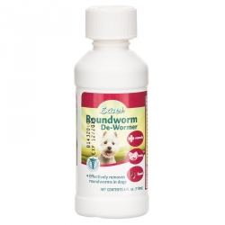 Excel Roundworm De-Wormer for Dogs Image