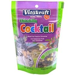 Vitakraft Chinchilla Cocktail Mixed Fruit Treat Image