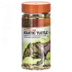 Zilla Fortified Food for Aquatic Turtles Image