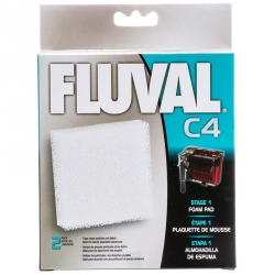 Fluval C4 Power Filter Foam Pad Image