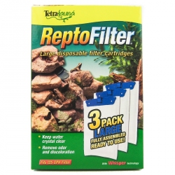 Tetrafauna ReptoFilter Disposable Filter Cartridges Image