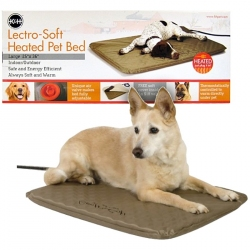K&H Lectro Soft Heated Pet Bed Image