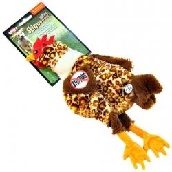 Skinneeez Plush Barnyard Chicken Dog Toy Image