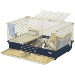 Marchioro Tommy Deluxe Guinea Pig & Rabbit Cage Kit Image