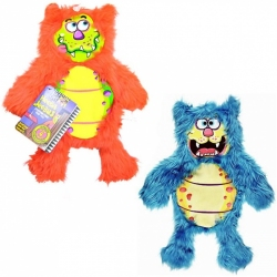 Fat Cat Heebie Jeebies Dog Toy Image