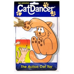 Cat Dancer Action Cat Toy Image