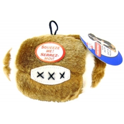 Spot Plush Football Dog Toy Image