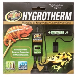 Zoo Med Hygrotherm - Humidity & Temperature Controller Image