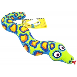 Incredible Strapping Yankers Snake Dog Toy Image