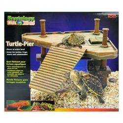 Reptology Floating Turtle Pier Image