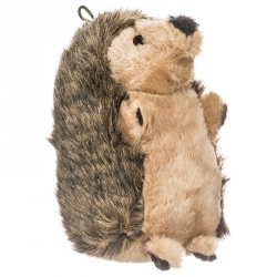 Aspen Pet Plush Hedgehog Dog Toy Image