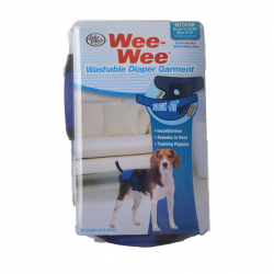 Four Paws Wee-Wee Washable Diaper Garment Image