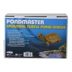 Pondmaster Resin Turtle Spitter Image