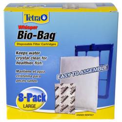 Tetra Whisper Bio-Bag Disposable Filter Cartridges - Large Image