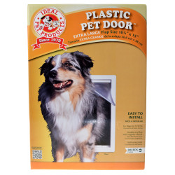 Ideal Pet Products Plastic Pet Door Image