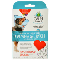 Calm Paws Calming Gel Patch for Dog Collars Image