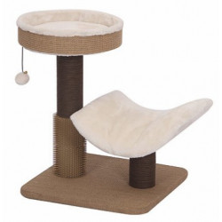 Pet Pals Cushy Cat Tree Image