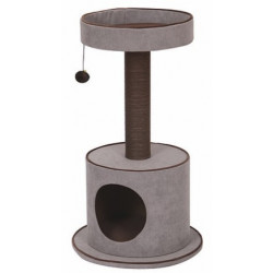 Pet Pals Steppe Cat Tree with Condo Image