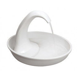 Pioneer Pet Swan Drinking Fountain - Plastic Image