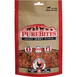 PureBites Chicken Jerky Dog Treats Image