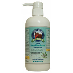 Grizzly Hemp Enhanced Liquid Hip and Joint Product for Dogs & Cats Image