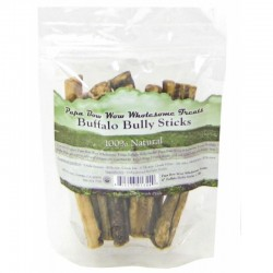 Papa Bow Wow Buffalo Bully Sticks Dog Treats Image